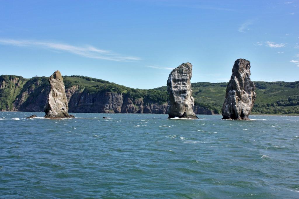 2626 Самые фотогеничные морские скалы