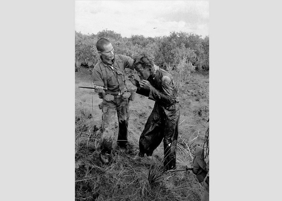 2633 Легендарный военный фотограф Хорст Фаас умер в возрасте 79 лет
