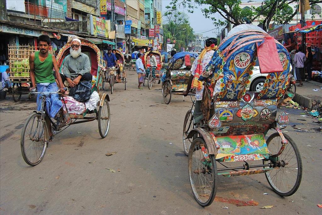 2715 Дакка: хроники социальной помойки или как пережить 5 дней в ужасном мегаполисе