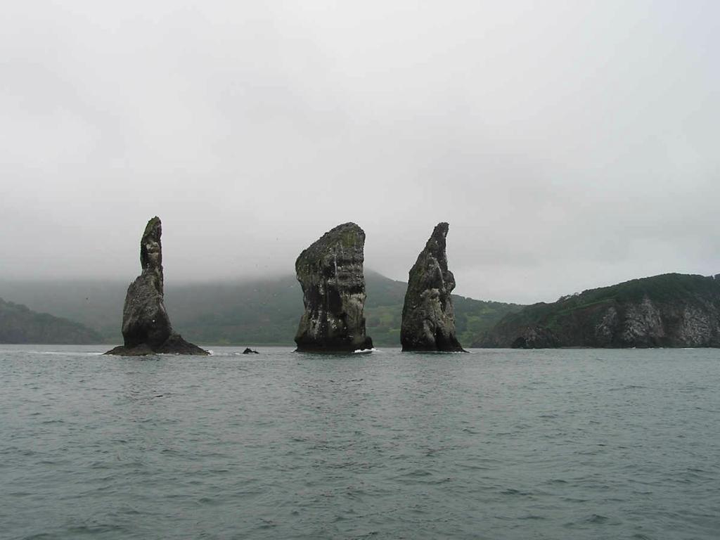 2722 Самые фотогеничные морские скалы