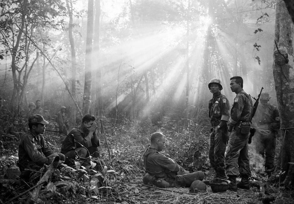 2729 Легендарный военный фотограф Хорст Фаас умер в возрасте 79 лет
