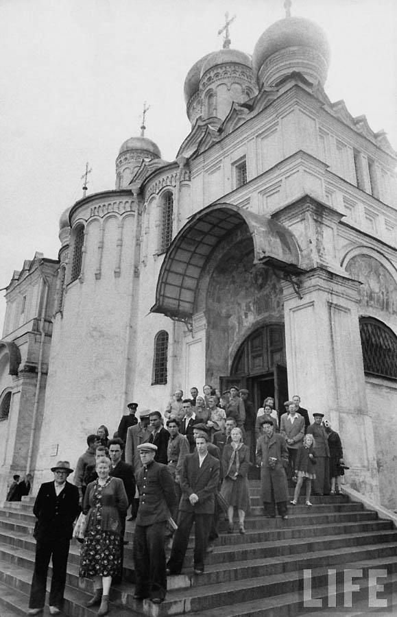 2731 Май 1956 го в Москве