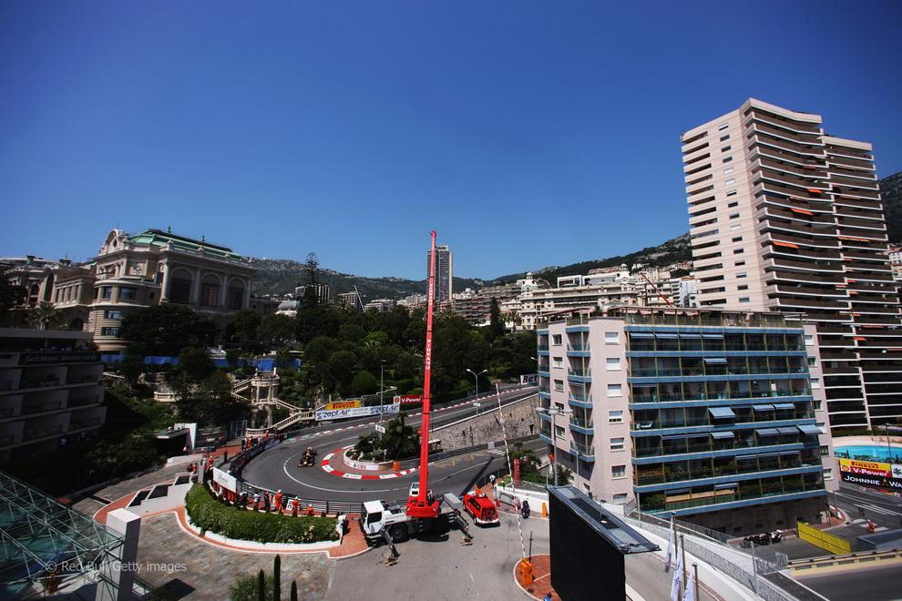 2739 За кадром 70 го Гран При Монако 2012: фоторепортаж