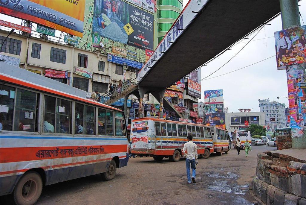 2814 Дакка: хроники социальной помойки или как пережить 5 дней в ужасном мегаполисе