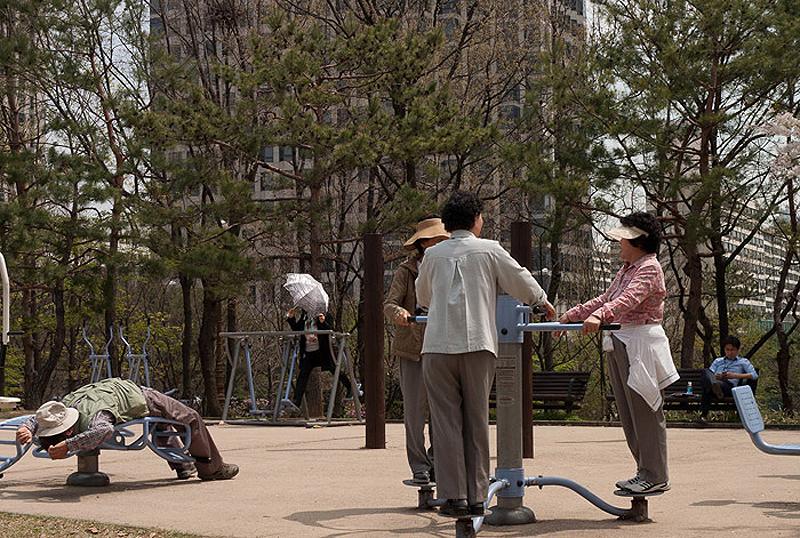 2831 Повседневная жизнь в Южной Корее