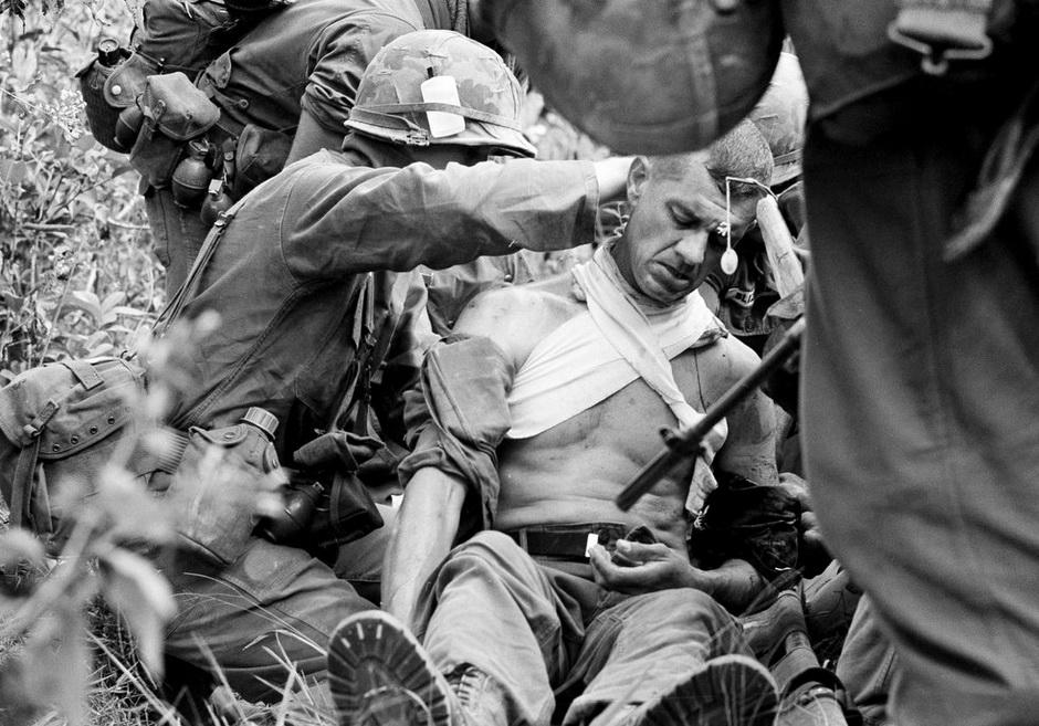2926 Легендарный военный фотограф Хорст Фаас умер в возрасте 79 лет