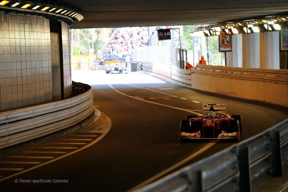 2935 За кадром 70 го Гран При Монако 2012: фоторепортаж