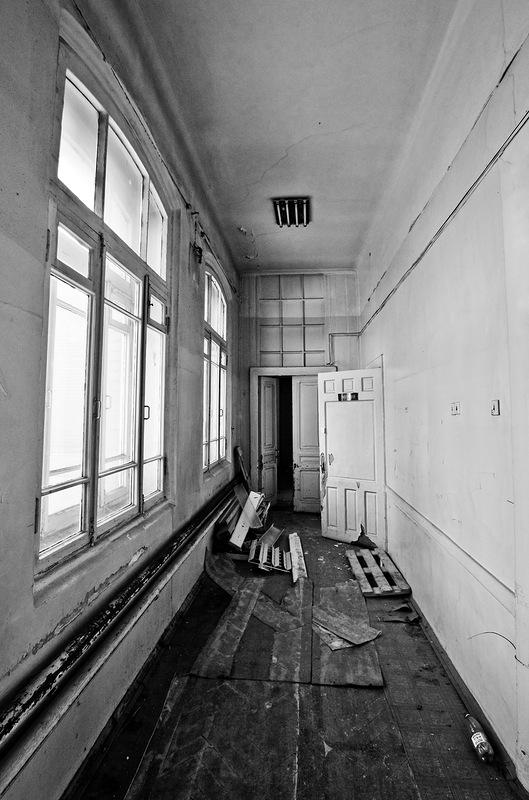 297 Заброшенный родильный дом