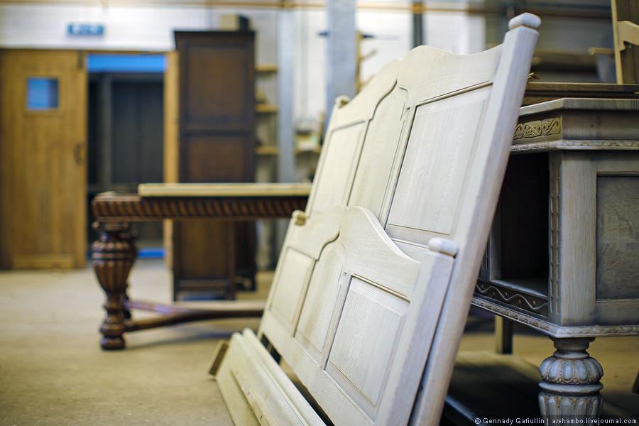 30 Как создают элитную английскую мебель (Часть 2)