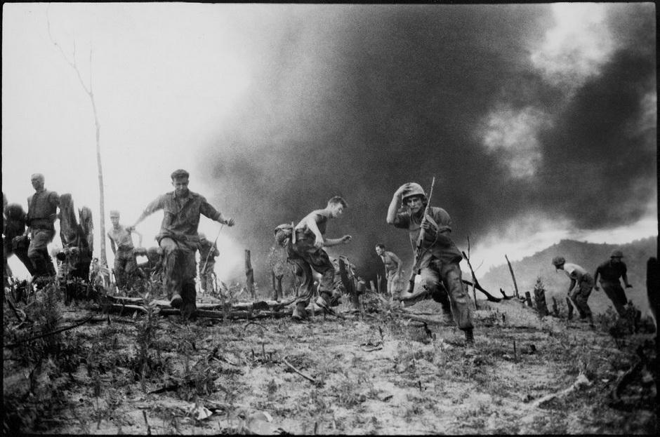 3022 Легендарный военный фотограф Хорст Фаас умер в возрасте 79 лет