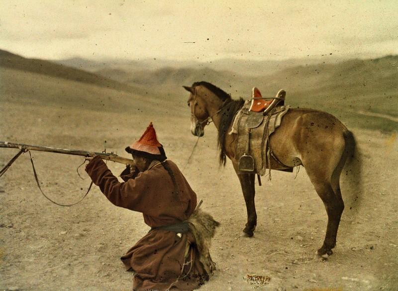 31 800x585 Глубокий феодализм в цвете: Российский протекторат Монголия в 1913