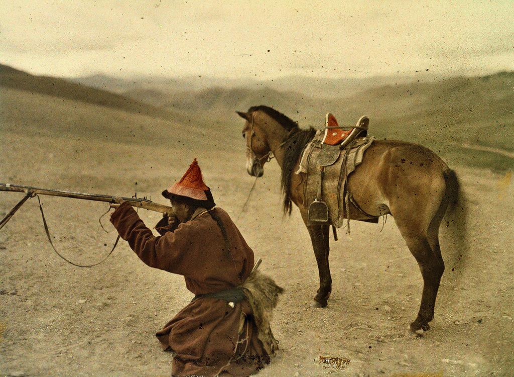 31 Глубокий феодализм в цвете: Российский протекторат Монголия в 1913