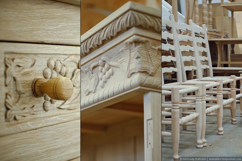 311 800x533 Как создают элитную английскую мебель (Часть 2)