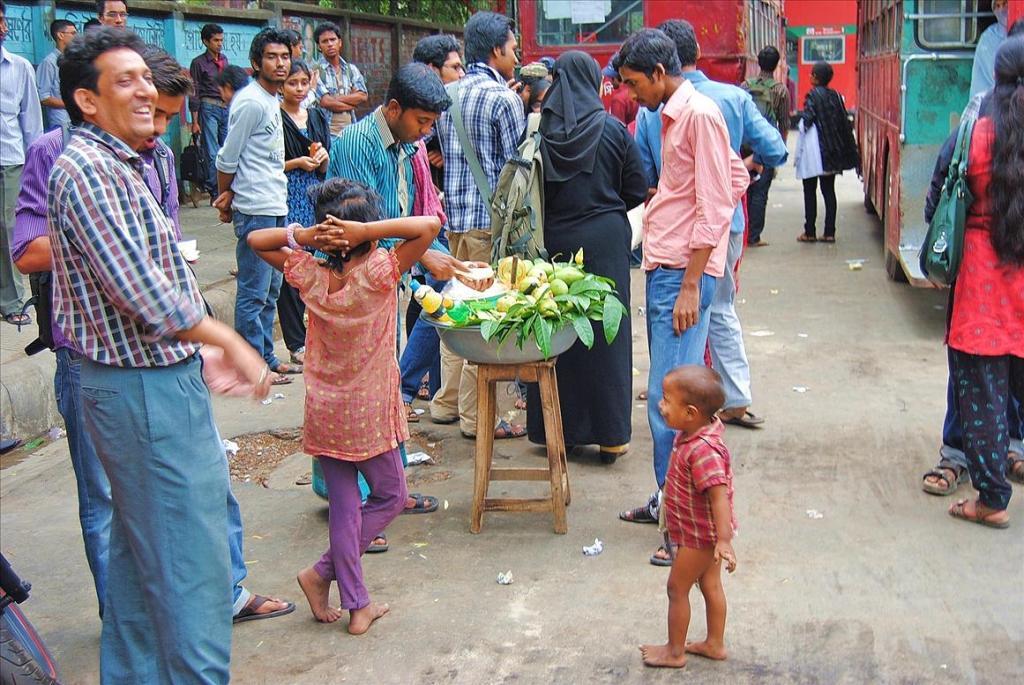 3116 Дакка: хроники социальной помойки или как пережить 5 дней в ужасном мегаполисе