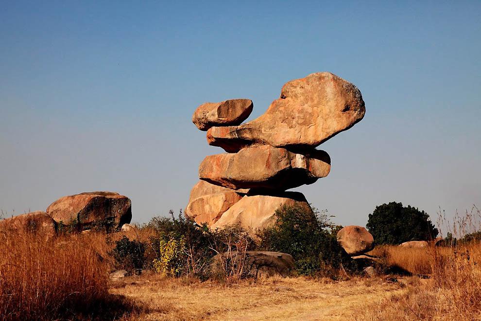 3122 Балансирующие камни