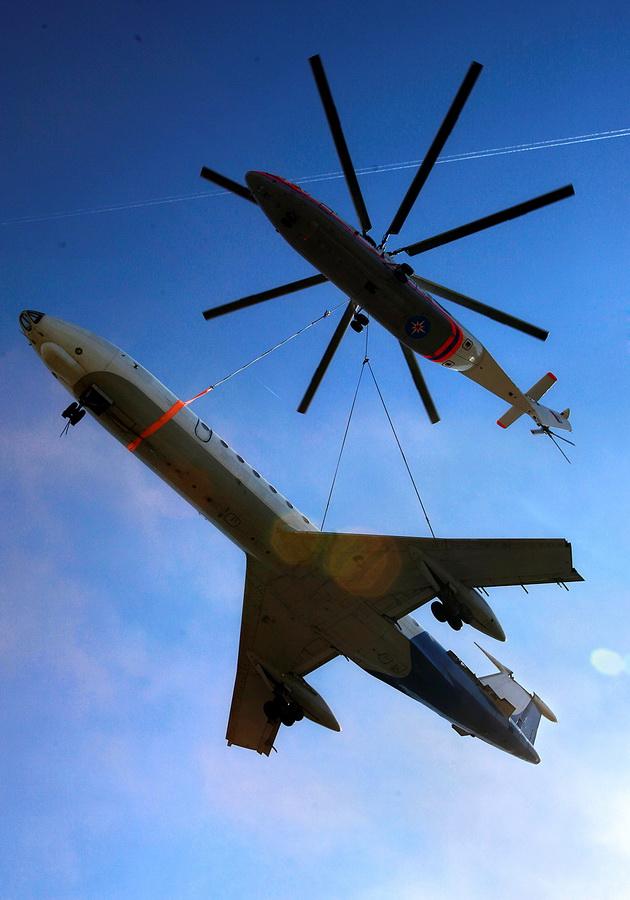 3126 Как собирают вертолеты