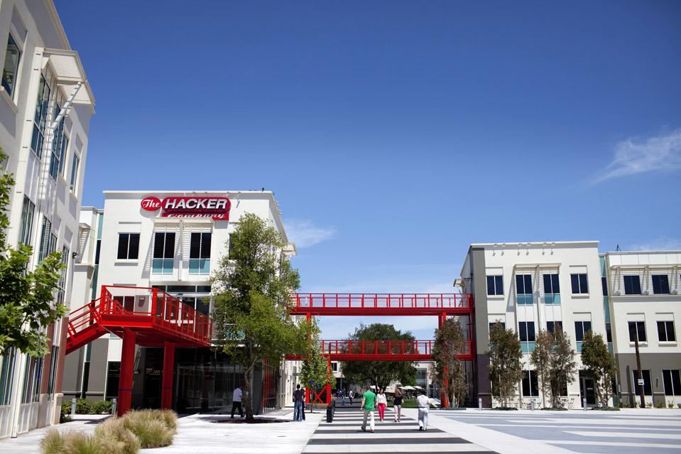 3170 Городок Facebook   штаб квартира компании переехала в новый кампус