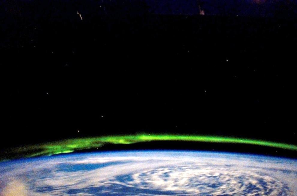 318 Удивительные фото северного сияния