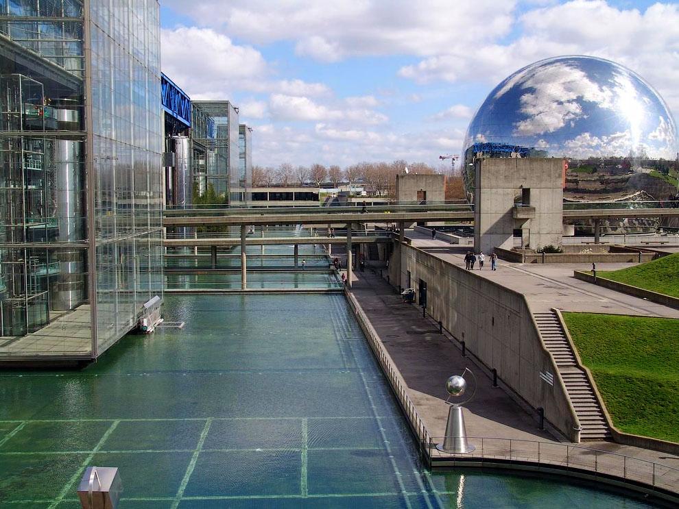 3202 Научный городок в Париже