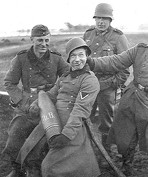 3243 Вермахт под кайфом