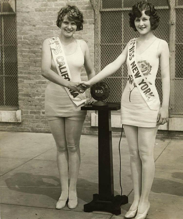 3252 Конкурсы красоты в Америке между двумя войнами   1924 1939 годы