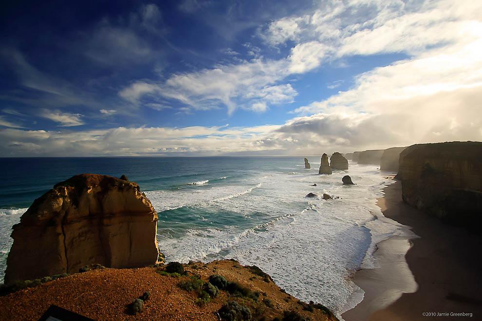 3253 12 апостолов Австралии