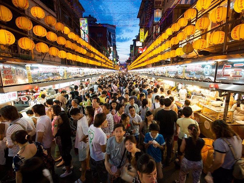 3260 Популярная уличная еда в разных странах