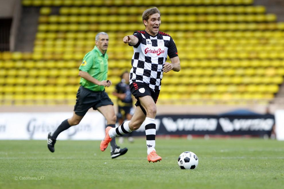 3266 За кадром 70 го Гран При Монако 2012: фоторепортаж