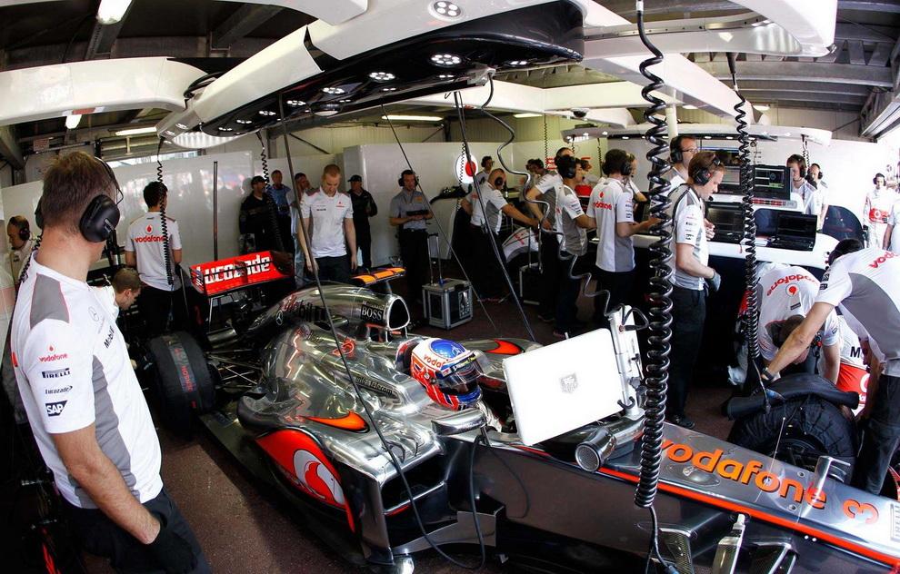 3267 За кадром 70 го Гран При Монако 2012: фоторепортаж