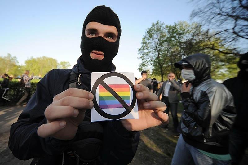 3277 Лица гомофобии разных стран мира