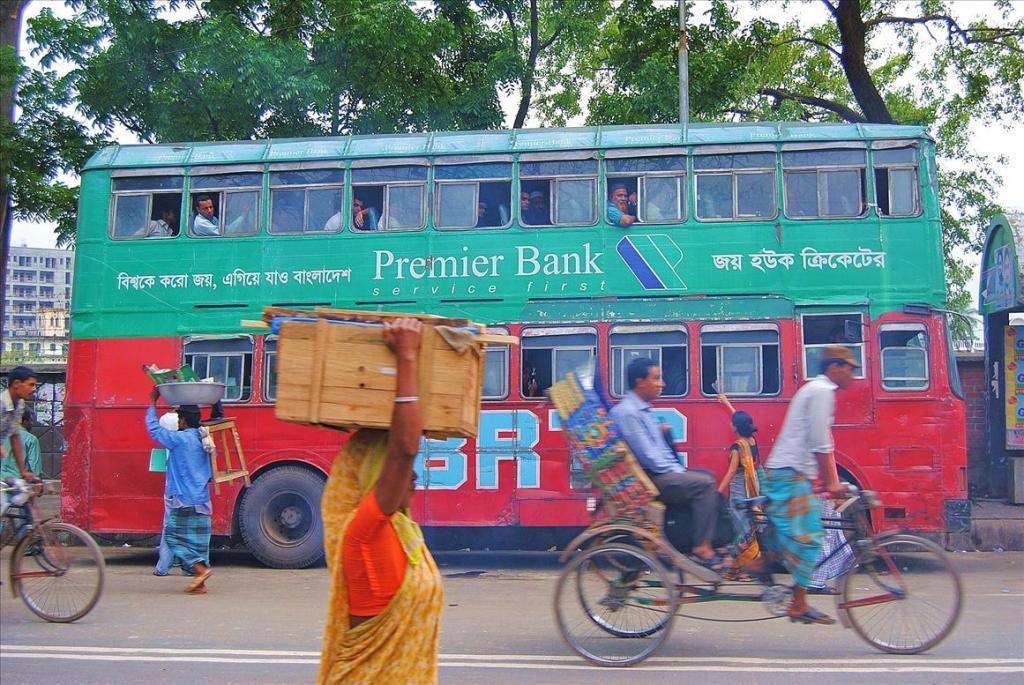 3314 Дакка: хроники социальной помойки или как пережить 5 дней в ужасном мегаполисе