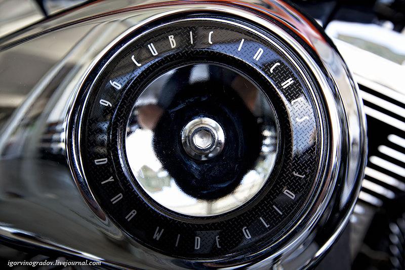 338 Harley Davidson