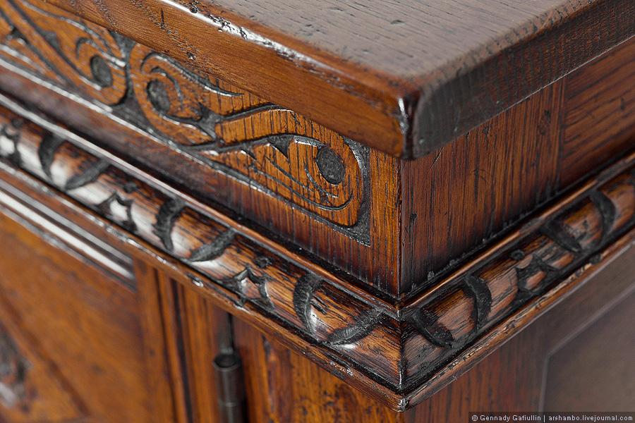 34 Как создают элитную английскую мебель (Часть 3)