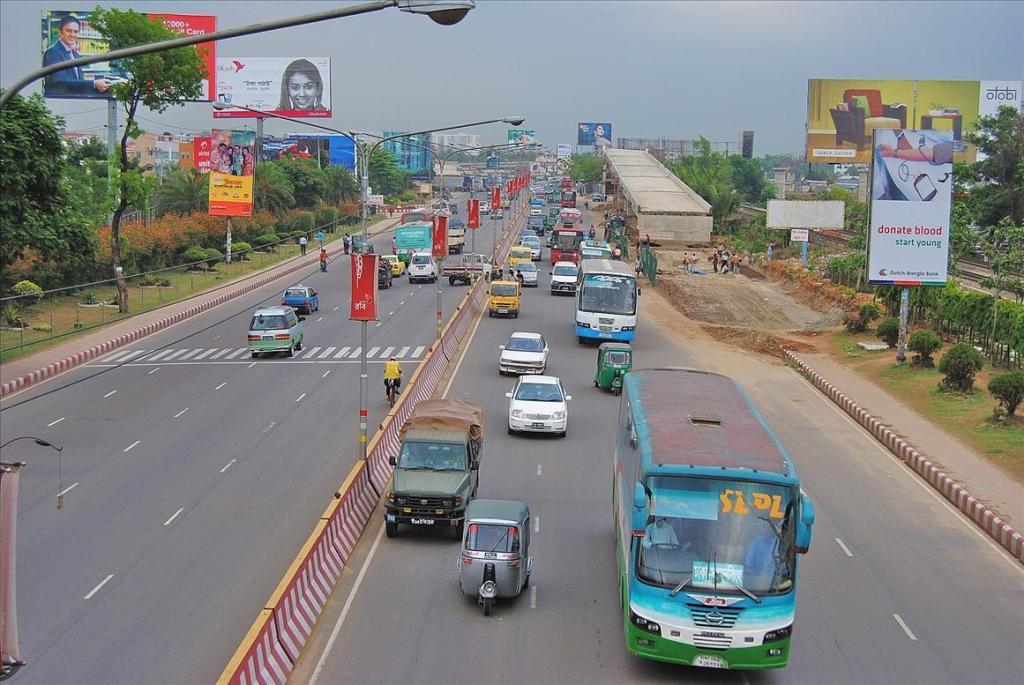 3511 Дакка: хроники социальной помойки или как пережить 5 дней в ужасном мегаполисе