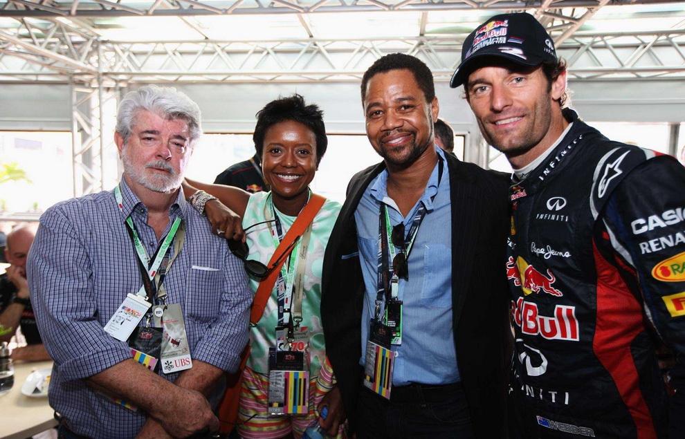 3519 За кадром 70 го Гран При Монако 2012: фоторепортаж