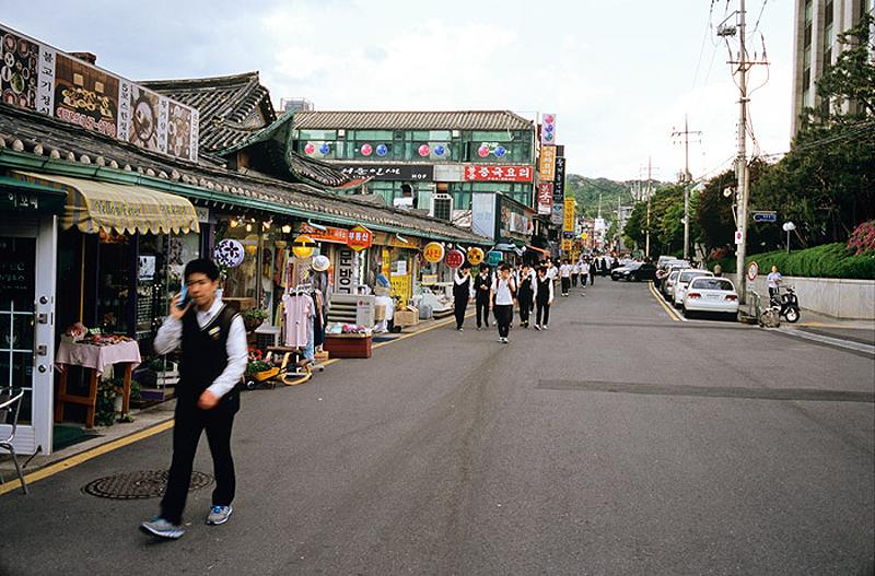 3615 Повседневная жизнь в Южной Корее