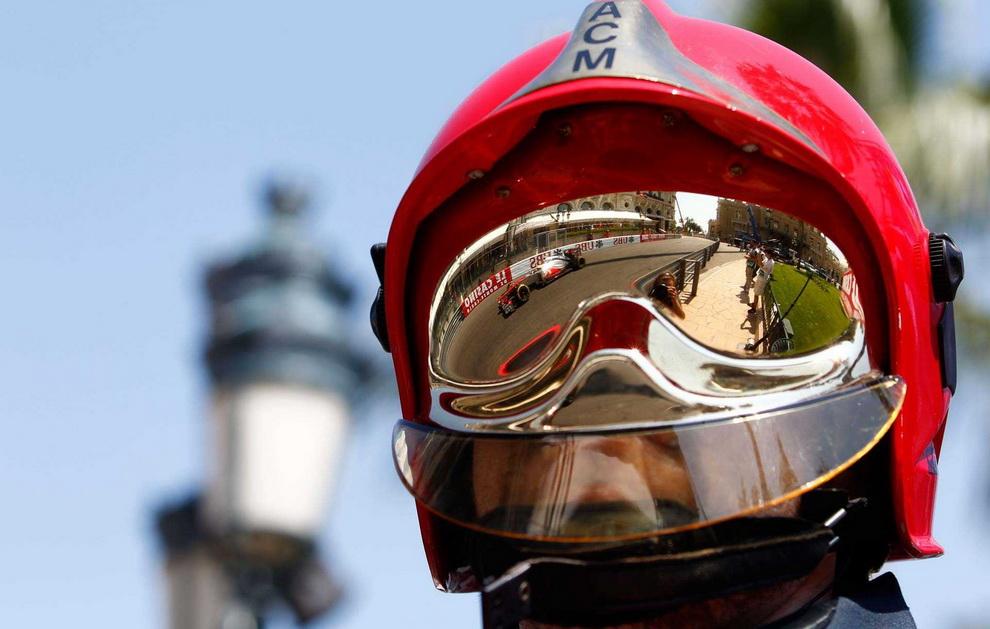 3616 За кадром 70 го Гран При Монако 2012: фоторепортаж