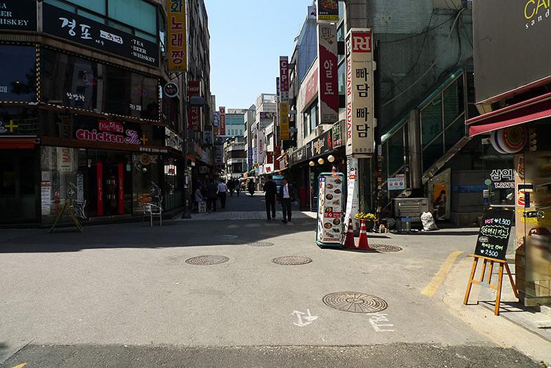 3715 Повседневная жизнь в Южной Корее