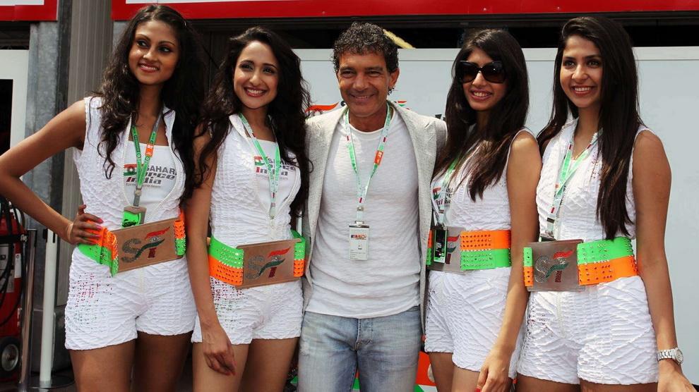 3815 За кадром 70 го Гран При Монако 2012: фоторепортаж