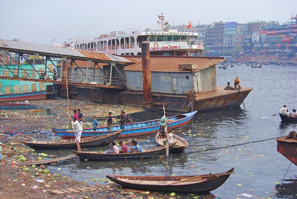 388 Дакка: хроники социальной помойки или как пережить 5 дней в ужасном мегаполисе