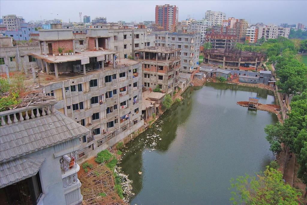 389 Дакка: хроники социальной помойки или как пережить 5 дней в ужасном мегаполисе