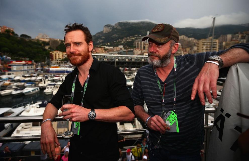 3914 За кадром 70 го Гран При Монако 2012: фоторепортаж