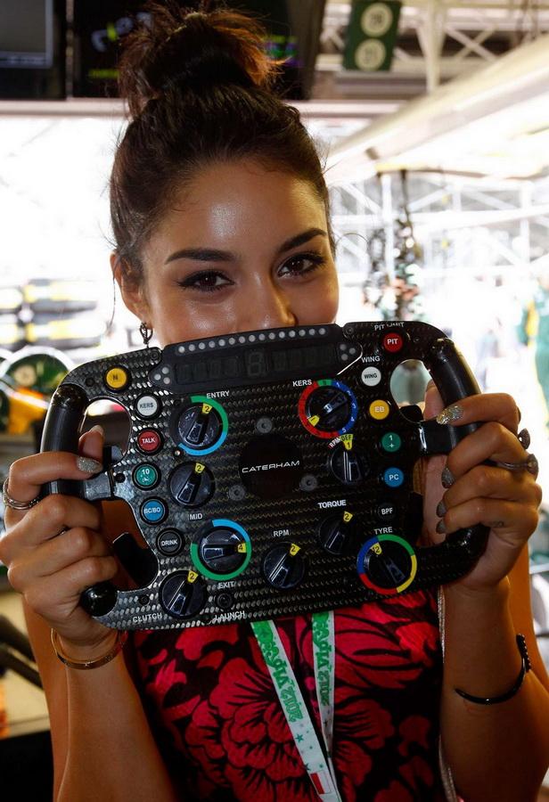 409 За кадром 70 го Гран При Монако 2012: фоторепортаж