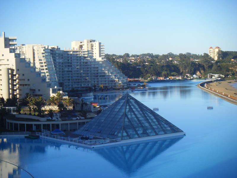 4134 Самый большой бассейн в мире