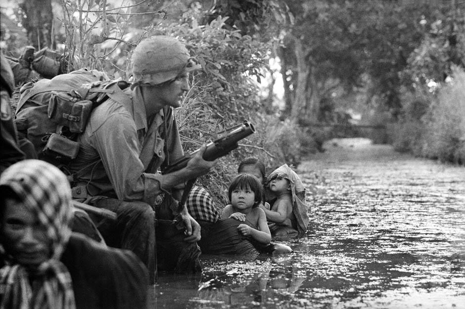 4137 Легендарный военный фотограф Хорст Фаас умер в возрасте 79 лет