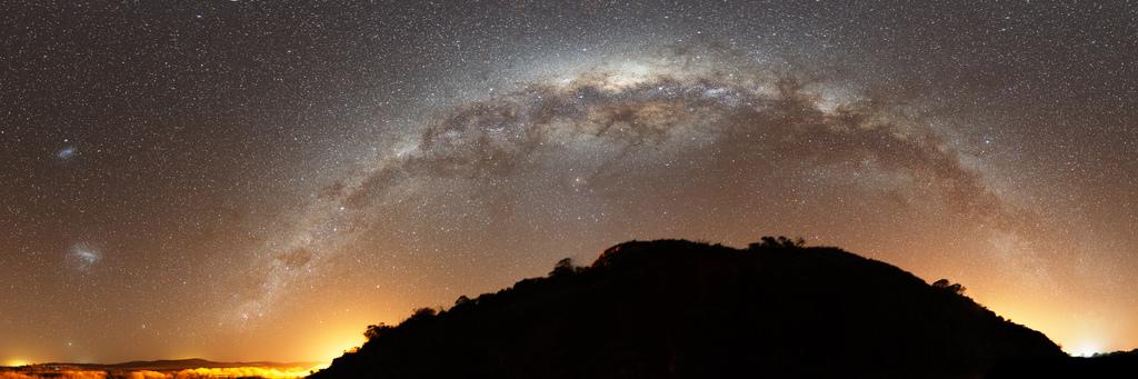 4139 Лучшие фотографии ночного неба 2012