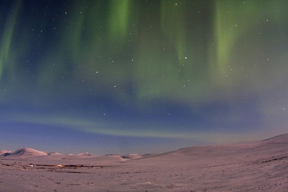 415 Удивительные фото северного сияния