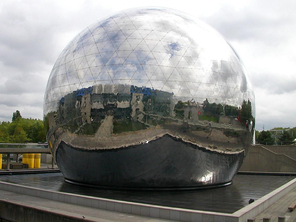 4172 Научный городок в Париже