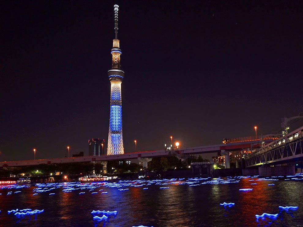 4185 Грандиозная телебашня в Токио