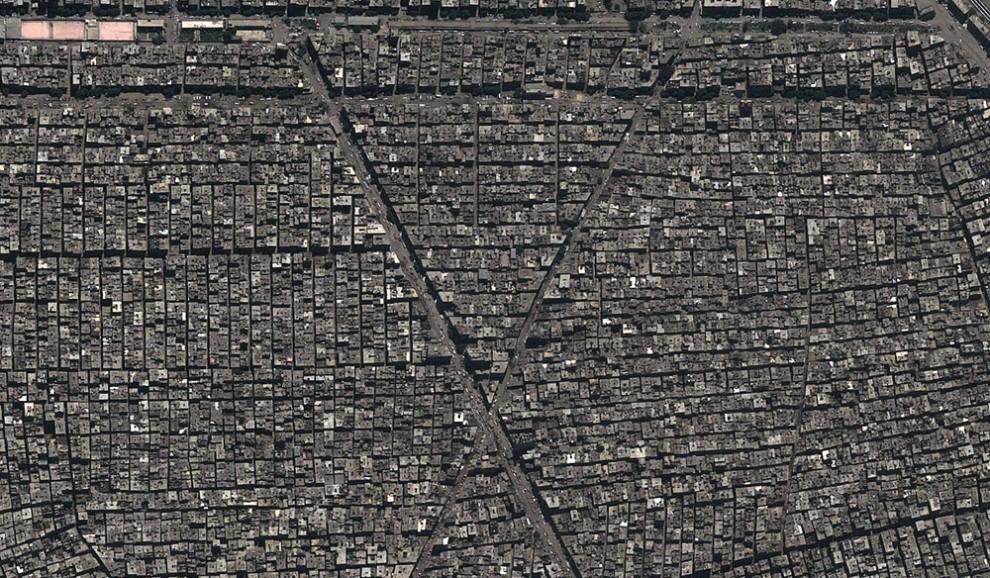 4207 Интересные объекты «Google Планета Земля»